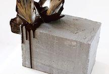 Stone, Concrete Cake