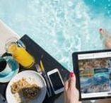 Top 20 Travel Website Design Ideas / This board present eye-catching travel website designs!