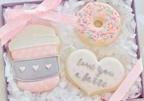 Cookie Gift Ideas / Inspirations for edible art gift ideas