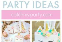 Unicorns party ideas