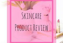Skincare Product Review / A detailed review of skincare products..