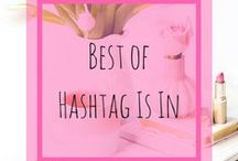 Best of Hashtag Is In / Check this board to find all the pins related with my blog hashtagisin.com