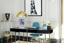 Playful: Fancy Splendour / Palm springs Kitch to Big city glamour. Fun & expensive.