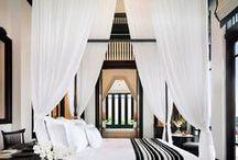 Escape: Resort Living / Taking inspiration from resort decor & design