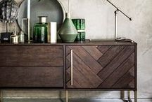 Grounded: Green Living / Living with plants & humble touches of green.