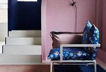 Playful: Midnight Blush / A look at blush & navy together...& sometimes a little sage.