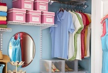 HOME - Hey I Heart Your Closet / Inspiration for when sorting my own closets, wardrobes and cupboards. / by Debbie Howard.