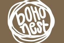 Boho Nest / http://www.bohonest.com/