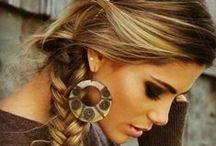 Hair ideas / by Brookelynne ..