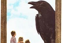 H e l l O  B l a c k  C r O w... / Crows & Ravens / by Karen Paul