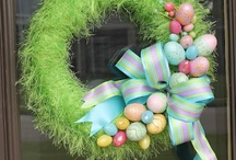 Easter Decor / Inspiration for Decor or to make for Easter