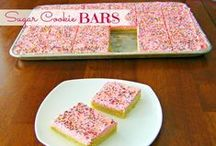 Yum! Cookies, Brownies & Bars / by Cindy Trivilino