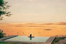 Favorite Places & Spaces / A peek inside the world of Luxury Safaris. http://www.luxurysafaricamps.com/safaricamps.html
