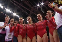 Gymnastics / I wish that I could have been a gymnast  / by Kelly Nixon
