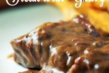 slow cooker recipes / by Judy Ryan