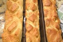 breads and rolls / by Judy Ryan