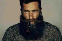 Beards? Yes / by Abby Deala