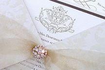 Wedding Ideas - Invitations / by Lindsey M