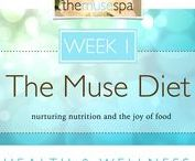 The Muse Spa : Course content + Philosophy / Free samples from my labour of love: The Muse Spa; a digital retreat for writers, artists and creatives. (With a focus on health and wellbeing.)  http://themusespa.com #themusespa