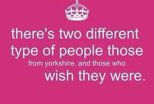 Still a Yorkshire lass at heart