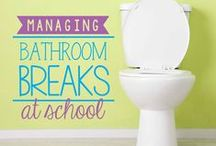 Classroom Management / by The Teacher Wife