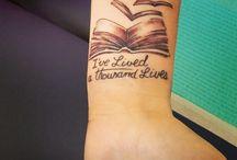 Tattoos / by Sarah Marie