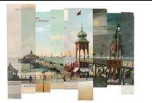 KunstChromo Scheveningen / 1910 – 1920 old postcards