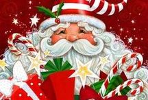C - Christmas - Graphics / by Denise Temple