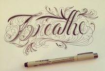 Tattoos / by Brookelynne ..