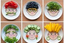 Kids Can Cook / Creatively fun food your little human can make themselves! / by Michelle Kay