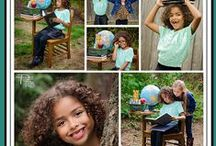 Photography - Back To School / school photography mini session ideas