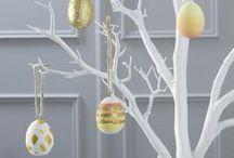 DIY - Pâques / Idées de DIY et décos de table pour les fêtes de Pâques