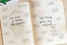 Bullet journal - collections