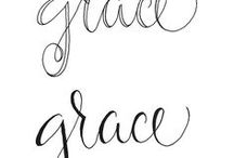 lettering & calligraphie
