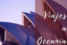 Oceanía por libre   Consejos e itinerarios mochileros / Viajes a Oceanía por libre, itinerarios en Australia y Nueva Zelanda, consejos, tips de viaje, rutas, gastronomía, precios, mochileros, transporte, alojamientos. #viajes #Australia #NuevaZelanda #mochileros