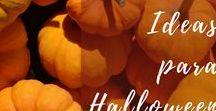 Ideas Halloween ¡Me encanta! / Halloween, recetas, manualidades, ideas, disfraces, gastronomía, Estados Unidos, Canadá, Irlanda. #Halloween #ideas #manualidades