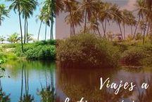 Viajes a Latinoamérica / Viajes a Latinoamérica, gastronomía de viajes, rutas, precios, itinerarios y consejos. #latinoamérica #caracolviajero #viajes