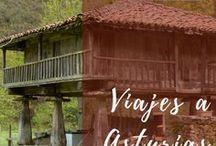 Asturias para viajar / Viajes a Asturias, Gijón, Oviedo, gastronomía, fotos de Asturias, precios e itinerarios.