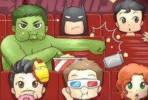 Marvel / Lots of marvel that I like