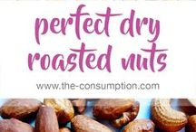 Easy Healthy Paleo Snacks / Easy and healthy paleo snacks to get you through your day.