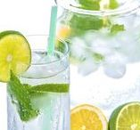 Drink Recipes / There are so many drink recipes available! Here are some suggestions for summer drinks, non-alcoholic drinks, alcoholic drinks, slushies, punch...all of the above!