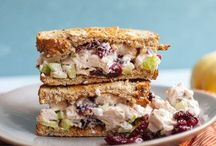 Super Sandwiches / I love sandwiches, so simple, yet so versatile! These are some great ideas.