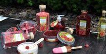 Raspberry - malinowe kosmetyki