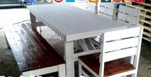 Some of our builds / Custom pallet furniture build to client specification