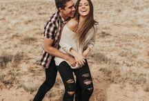 Romantic shoot