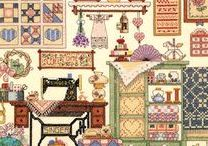 Country xstitch
