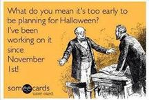 This is Halloween / It's the most wonderful time of the year...