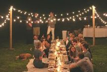 Backyard Decor / by Rebecca Lemon - Ideal Events & Design