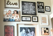 For the Home / by Rebecca Dranikoski Sizemore
