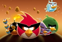 Angry Bird Art / by Susan Rice